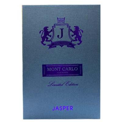 ادکلن مردانه جاسپر مدل Jasper Mont Carlo 100 m L