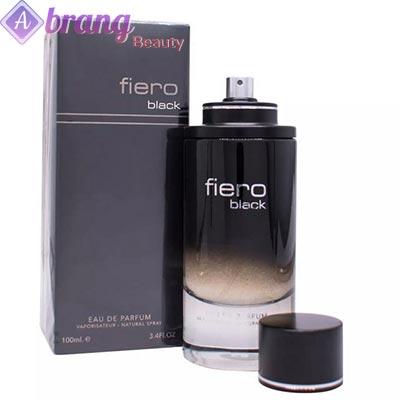 ادکلن-و-ادوپرفیوم-مردانه-فراگرنس-ورد-مدل-Fragrance-World-Fiero-Black-100-ml
